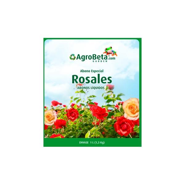 Jardiner a abono rosales 100ml for Jardineria rosales
